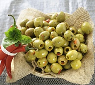 Green Olives Chilli
