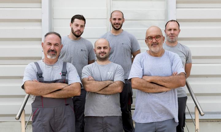 Pelopac Technical Team