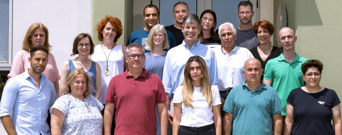 Pelopac Administrative Team