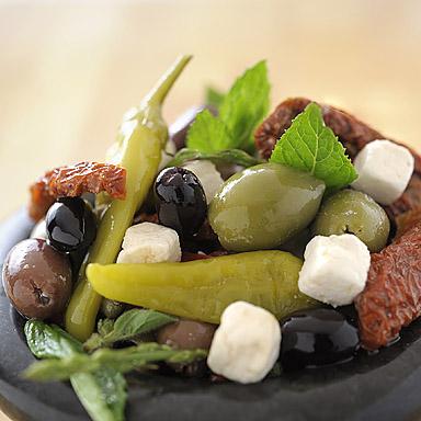 Greek Salad Maker (in oil) - 01