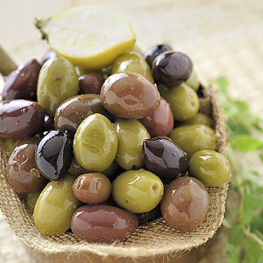 Mixed Country Olives - 01
