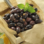 Kalamata Pitted Olives with Orange & Honey