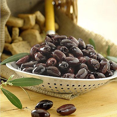 Kalamata Variety Pitted Olives - 01