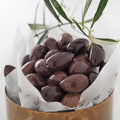 Kalamata Variety Olives - 01