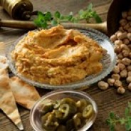 Spicy Jalapeno (Pepper) Hummus