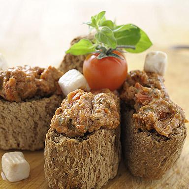 Tomato & Feta Spread - 01