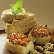 Roasted Red Pepper & Walnut Spread