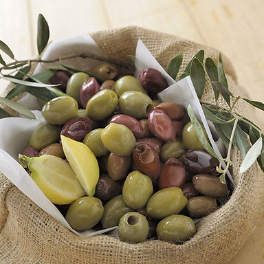 Kalamata & Green Pitted Olives - 01