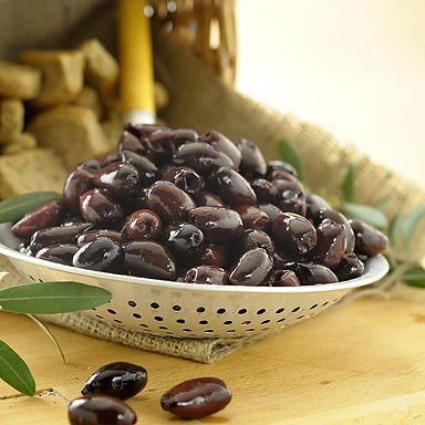 Kalamata Variety Pitted Olives - 01