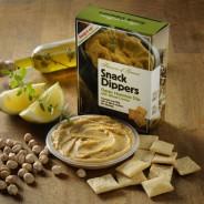 Classic Hummus + Wheat Crackers