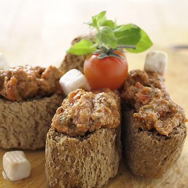 Organic Tomato & Feta Spread - 01