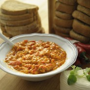 Organic Roasted Red Pepper & Feta Spread