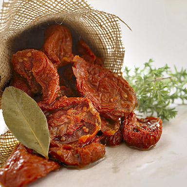 Organic Sun Dried Tomato (in oil) - 01