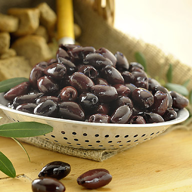 Organic Kalamata Pitted Olives - 01