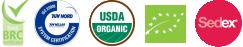 Pelopac Certification Logos